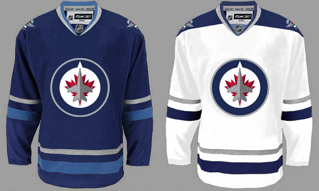 Winnipeg Jets Jerseys 2011 | Concept